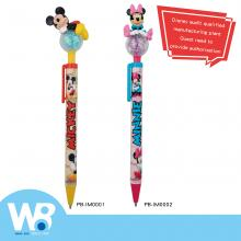 OEM-Mickey Minnie doll oily ball pen