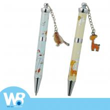 Metal PenCute animal charm small metal pen